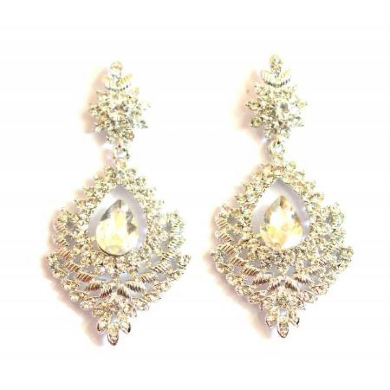 SILVER EARRINGS image