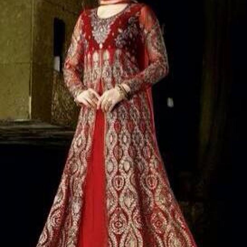 Party wear Anarkali image