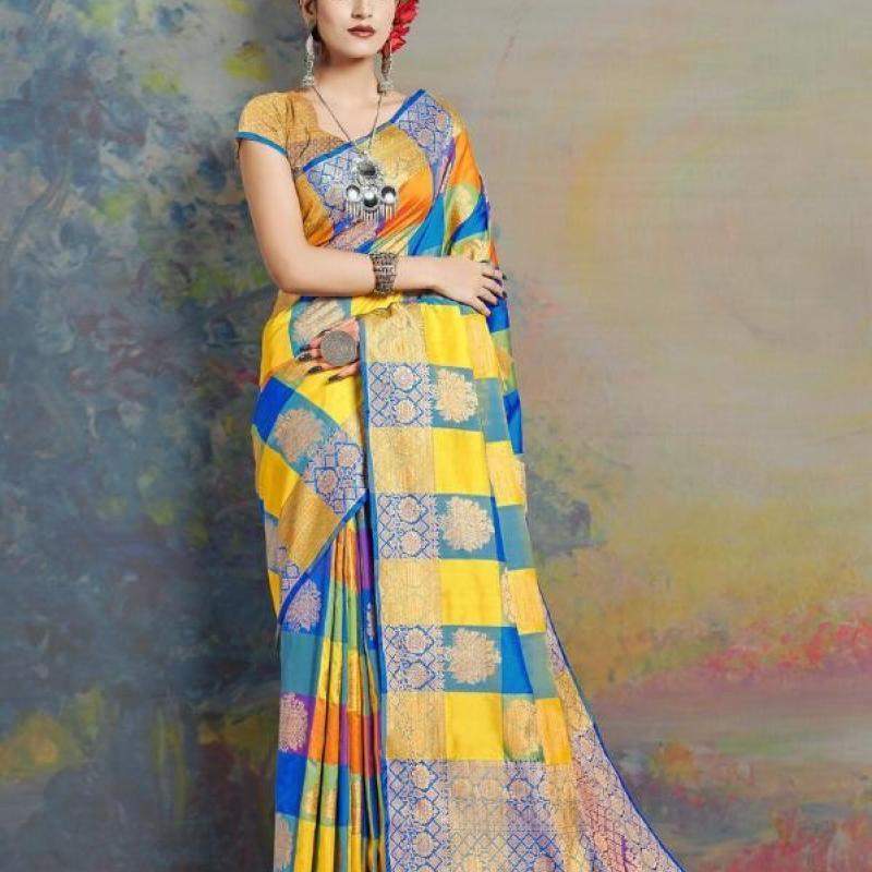 Regular Wear Saree image