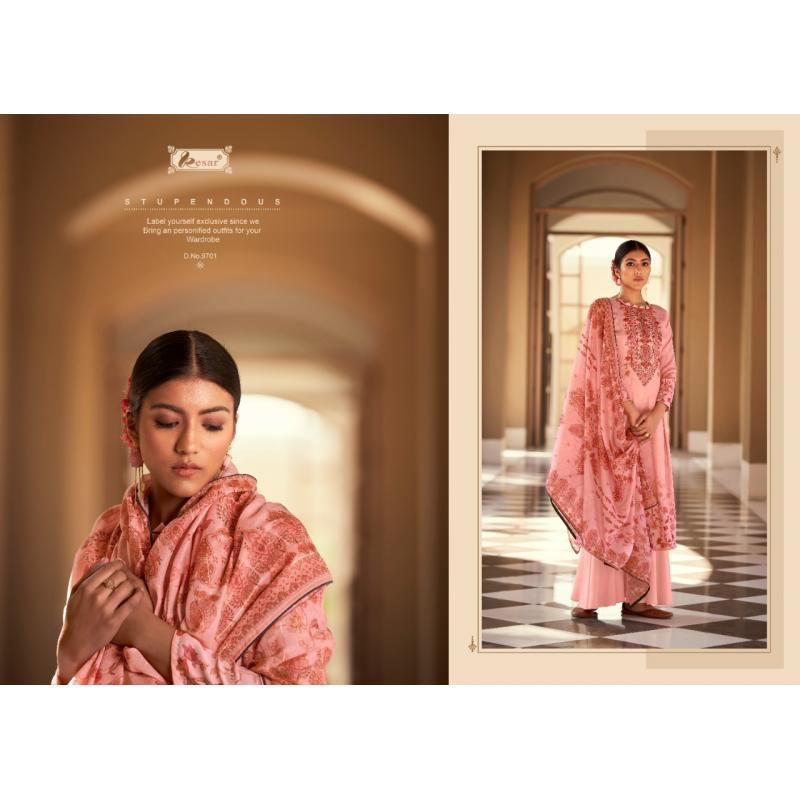 Rosey pink image