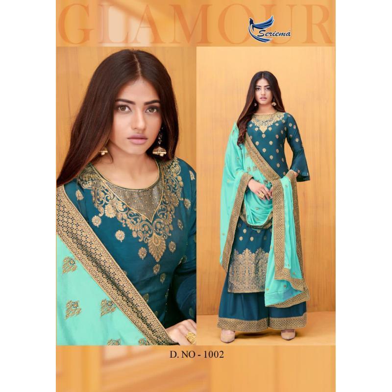 Party wear salwar suits image